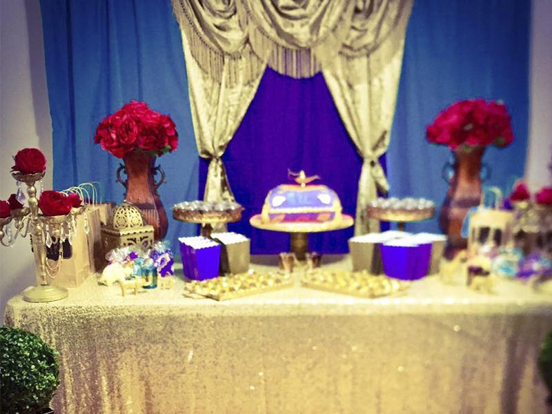 marrocos docinhos e salgadinhos festa infantil na florida